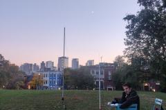 POTA, Boston National Historic Park at Bunker Hill Monument