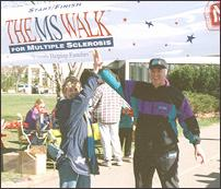 Multiple Sclerosis Walk