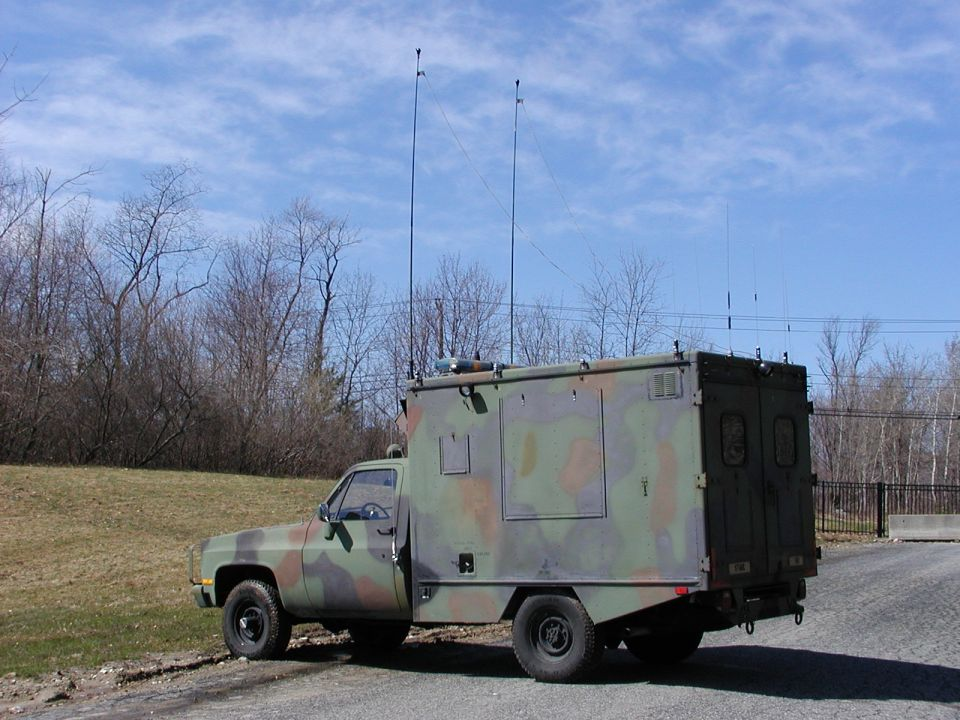 Mass. Nat'l Guard mobile command center