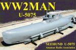 WW2MAN QSL card