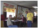 Genesis ARS' 'Airport Fun Days' ham exhibit