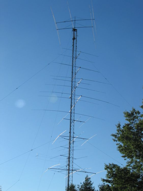 W1AW Tower and Antennas