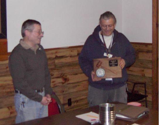 WB1FLA award photo