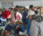 Scene from past AARC flea market