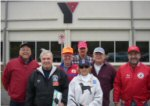 Massasoit ARA members at E. Bridgewater YMCA Road Race