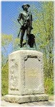 Minuteman statue, Concord