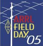 Field Day '05 logo