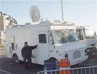 WCVB's hippo-1 vehicle