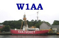 W1AA/Nantucket QSL