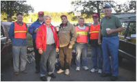 D.W. Field Triathlon volunteers