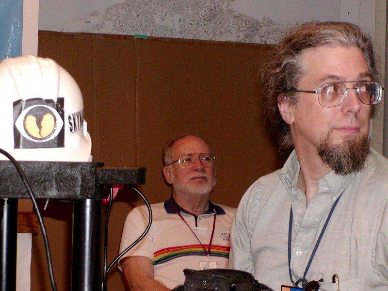 N1VUX SKYWARN Talk at BARC, 9/15/05