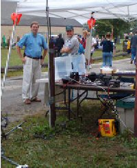 Billerica ARS Yankee Doodle Day operation, 2005