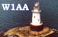 W1AA/Sakonnet Lighthouse