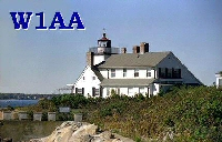 W1AA/Nayatt Point Lighthouse