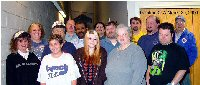 Feb 2006 Technician class in Taunton