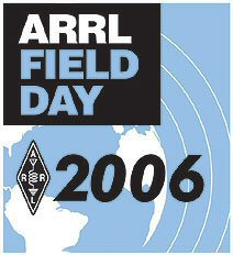 ARRL Field Day 2006 logo
