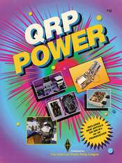 QRP Power book cover