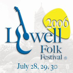 Lowell Folk Festival logo