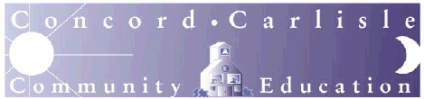 Concord-Carlisle Adult Learning and Education logo
