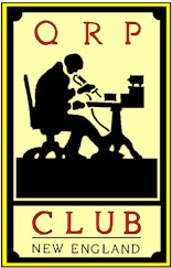 New England QRP Club logo