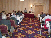 ARRL 'All Hands' Meeting 1/27/07, photo courtesy N1VUX