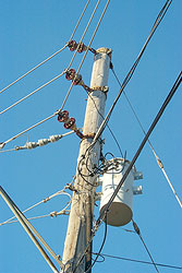 powerline transformer pix