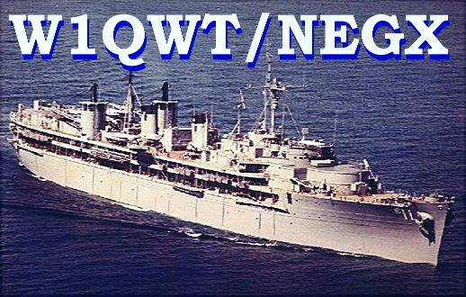 W1QWT/NEGX QSL card