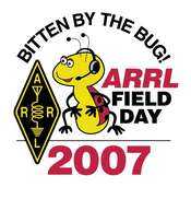 2007 ARRL Field Day logo