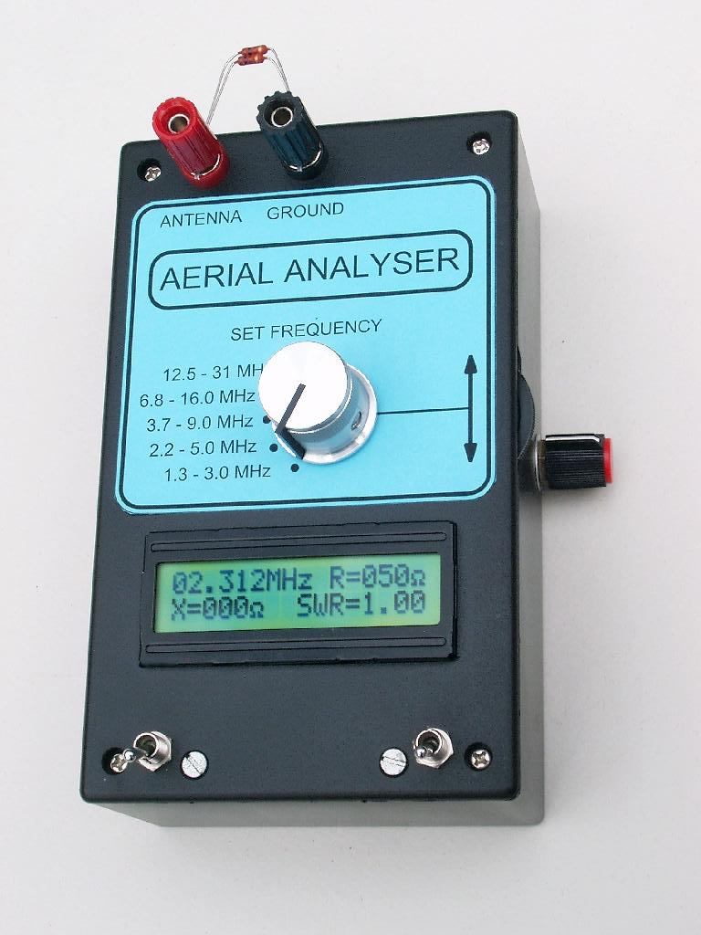 VK5JST antenna analyzer kit