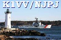 K1VV/NJPJ QSL card