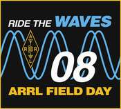 ARRL 2008 Field Day logo