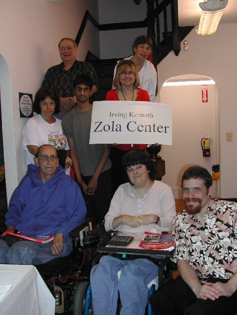 Zola Center License in a Weekend class
