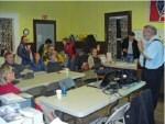 Cape Ann Emergency Preparedness Coalition meeting at CAARA, 2/26/09