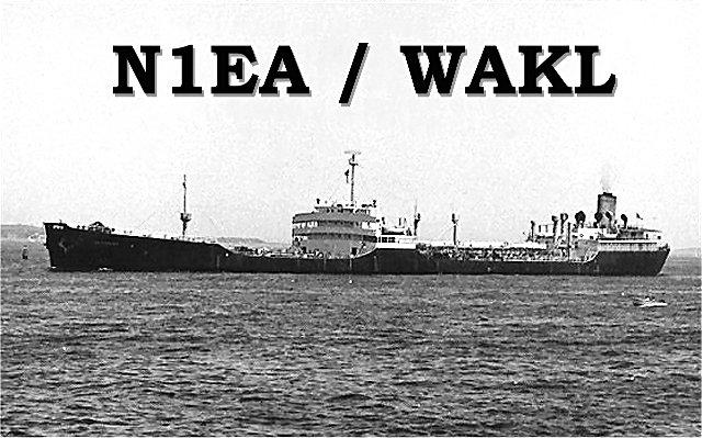 N1EA/WAKL QSL