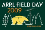ARRL Field Day 2009 logo