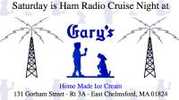 Gary's Ice Cream ad