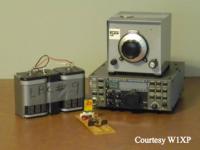 W1XP lantern battery setup