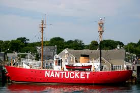Nantuket Lighthouse Ship