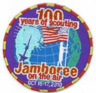 JOTA 100th anniversary logo