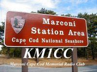KM1CC QSL card