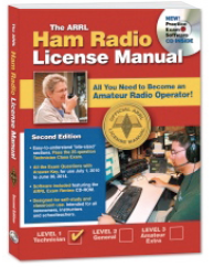 ARRL Ham Radio License Manual cover