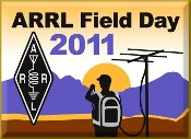 ARRL Field Day 2011 logo
