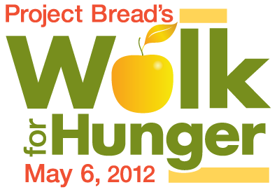 Walk for Hunger 2012 logo