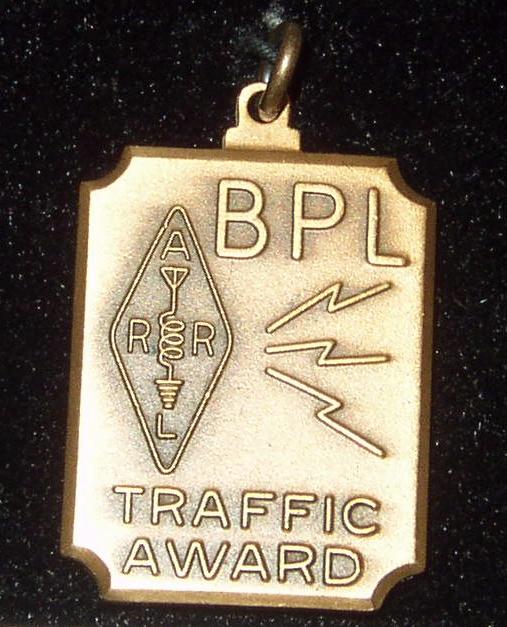 BPL award