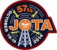 57th annual JOTA logo