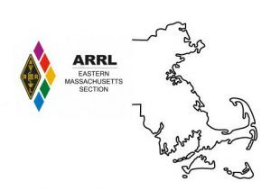 ARRL - Eastern Massachusetts Section logo