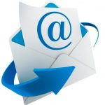 electronic mail icon image
