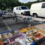 image of outdoor 2017 Boxboro Convention flea market