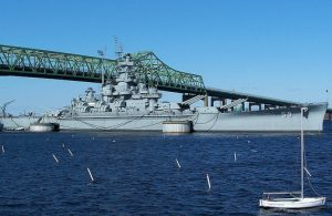 USS Massachusetts, Battleship Cove