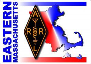 Eastern MA ARRL logo